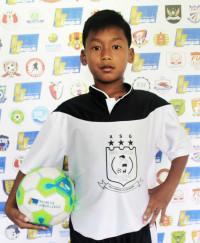IRSYAD SYAH HAIDAR   Indonesia Junior League