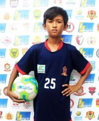 FARRAS ATHALLA | Indonesia Junior League