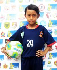 EMERY DHIAZIZIE IHSAN | Indonesia Junior League