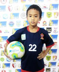 RAAKAAN PUTRA H | Indonesia Junior League