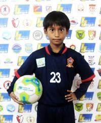 DAFIN NAFIS GHAZALI | Indonesia Junior League