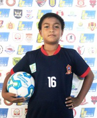 FARIS YUSUF BAIHAQI   Indonesia Junior League