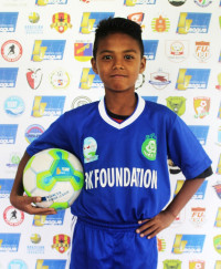 RAMA APRIANSA | Indonesia Junior League
