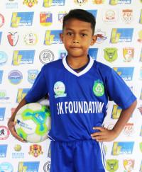FAIZ AKHDAN | Indonesia Junior League