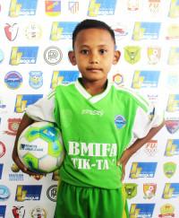 AHMAD GHATFAN FAYAD | Indonesia Junior League