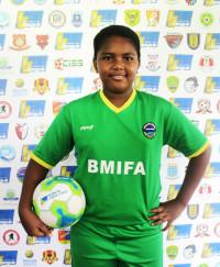 DJONE ALEXANDRE NATHANAEL | Indonesia Junior League