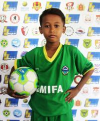 FIRMANDALA PUTRA | Indonesia Junior League