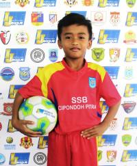 FATHIR AIMAN SAZALI   Indonesia Junior League