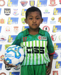 SALSABIL NAIM | Indonesia Junior League