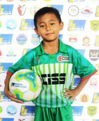 RIZKY MAULANA HAFIZ | Indonesia Junior League