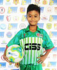 RAYHAN FAZA AL GHIFARY | Indonesia Junior League