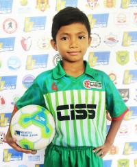 AKMAL ABDULLAH BASSAM   Indonesia Junior League