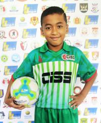 MUHAMMAD ZIDNY BIL IZZI | Indonesia Junior League