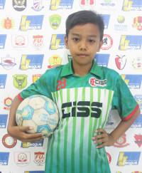 MUHAMMAD FAJAR ARNUANSYAH | Indonesia Junior League