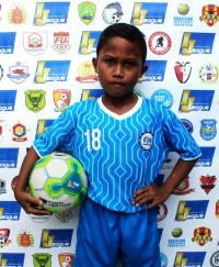 IBNU FATTAH EL SHIRAZY   Indonesia Junior League
