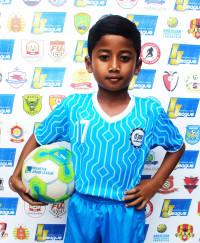 M. FARRAS GHAZI ALGHIFARY | Indonesia Junior League
