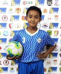 DEMITRIUS ANDRAGASTYA UTOMO | Indonesia Junior League