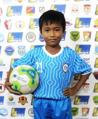 MARCELINO   Indonesia Junior League