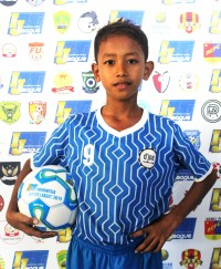ADLI ARI SAPUTRA | Indonesia Junior League