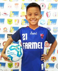 MUHAMMAD FATTAN ABYAN CAHYA | Indonesia Junior League