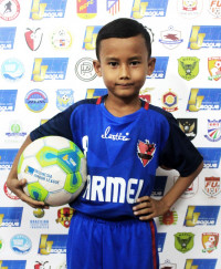 ZAKI HIDAYAT | Indonesia Junior League