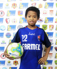 AZKA GHAISAN P   Indonesia Junior League