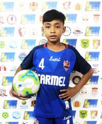 ALMAS ALDY BARREQ | Indonesia Junior League