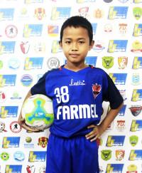 ANDIK JIYAN PRATAMA | Indonesia Junior League