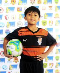 MUHAMMAD NARENDRA TRITAMA | Indonesia Junior League