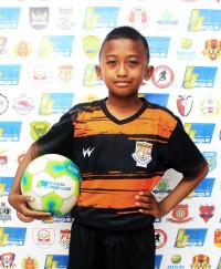 M. RANGGA HARIS PRATAMA | Indonesia Junior League