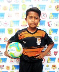 FAYYADH MAULANA RAFIE   Indonesia Junior League