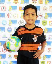 AHMAD ZULKANNIEN FALIH A | Indonesia Junior League