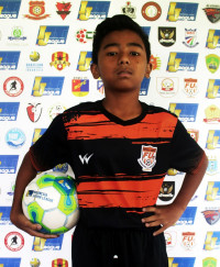 DIAZ NUR KHABISAT   Indonesia Junior League