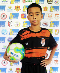 MIROSLAV FERNANDO M   Indonesia Junior League