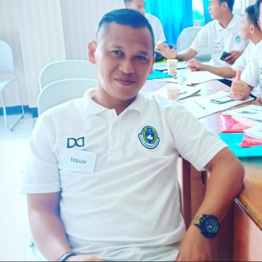 Teguh Apriyanto - Academy Persib Bogor