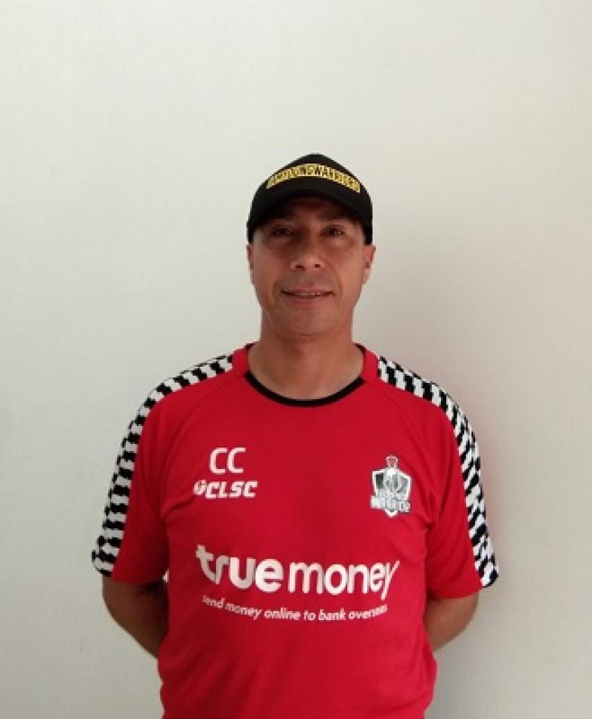 Cristian Carrasco - YOUNG WARRIOR FOOTBALL ACADEMY