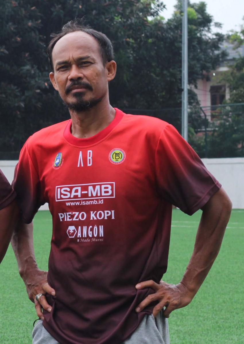 Arif Nuryani - ISA - MARZUKI BANDRIAWAN
