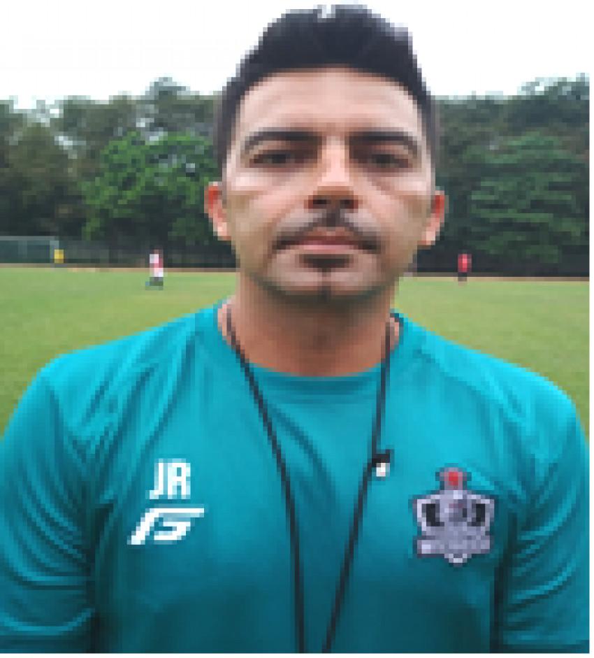 Javier Roca - YOUNG WARRIOR FOOTBALL ACADEMY