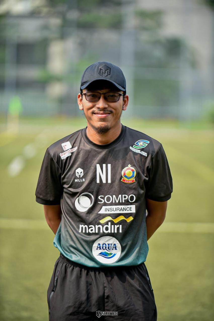 Nur Ichwan S.pd - Asiop Football Academy