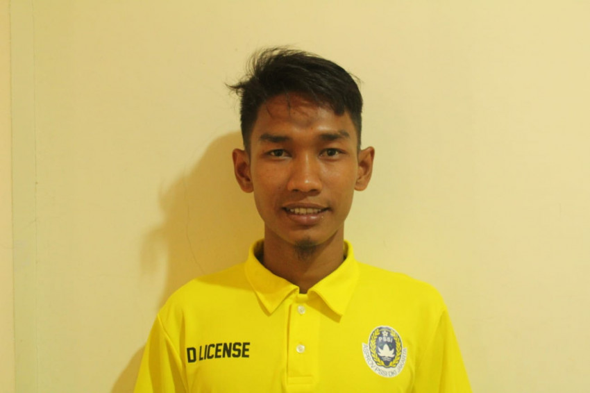 Fahmi Ramadhana - Akademi Persib Bogor